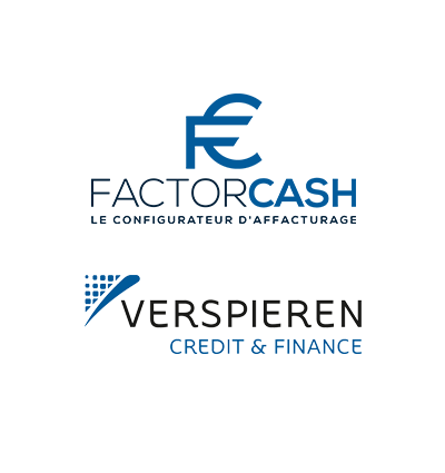 Logo factorcash affacturage